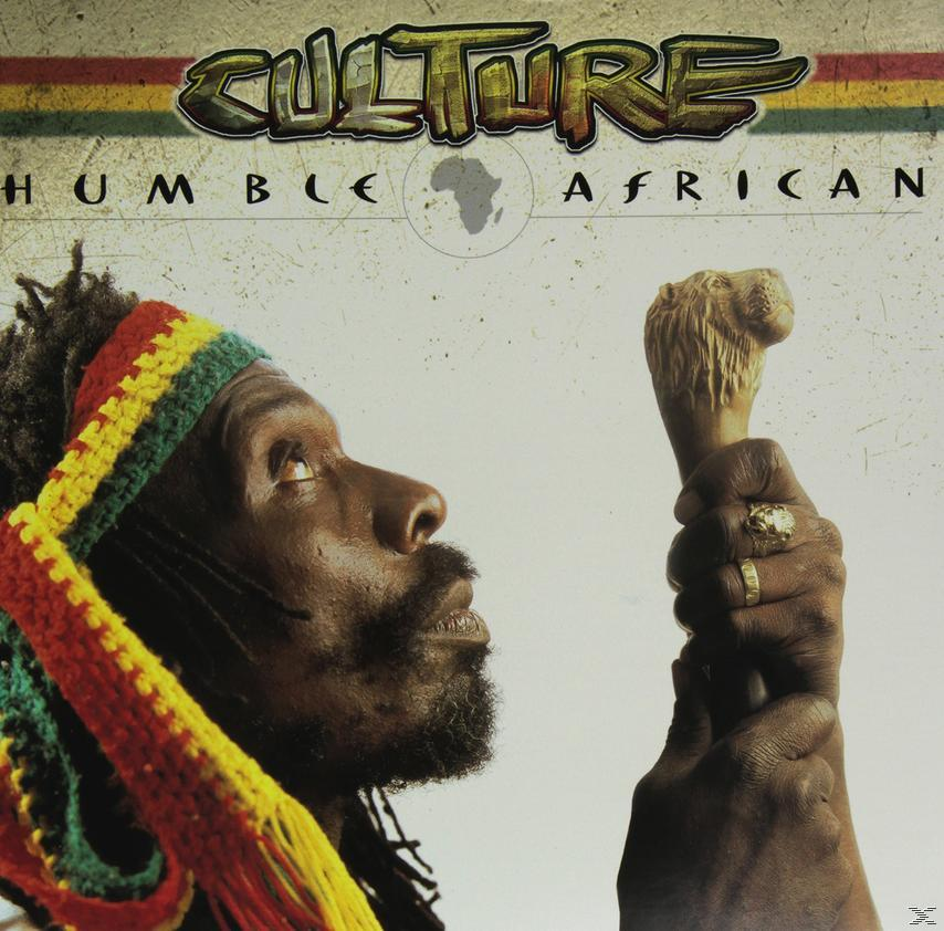 HUMBLE AFRICAN (LP)