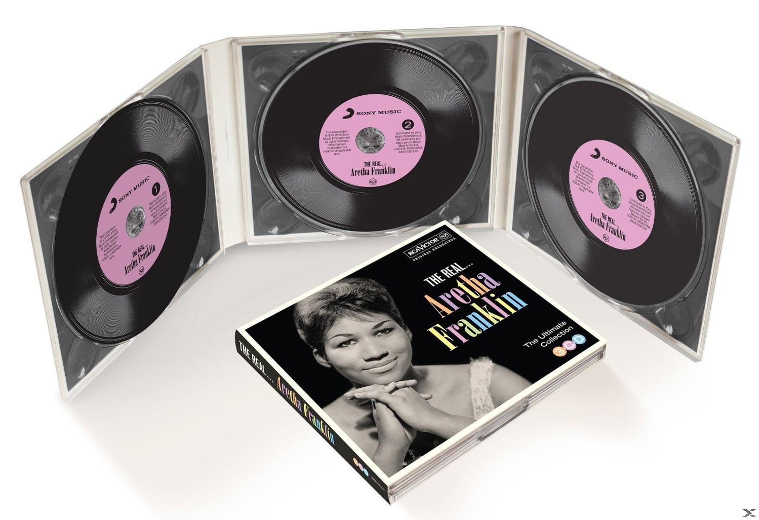 THE REAL... ARETHA FRANKLIN (3CD)