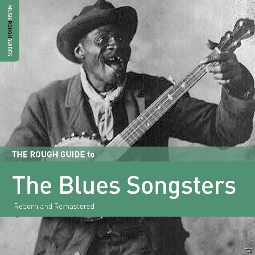 ROUGH GUIDE TO BLUES SONGSTERS REMAST.