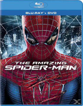 The Amazing Spider-Man - 2 Disc Bluray