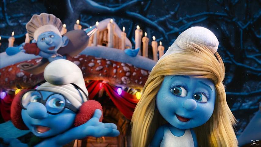 De Smurfen 2 - 4K Blu-ray