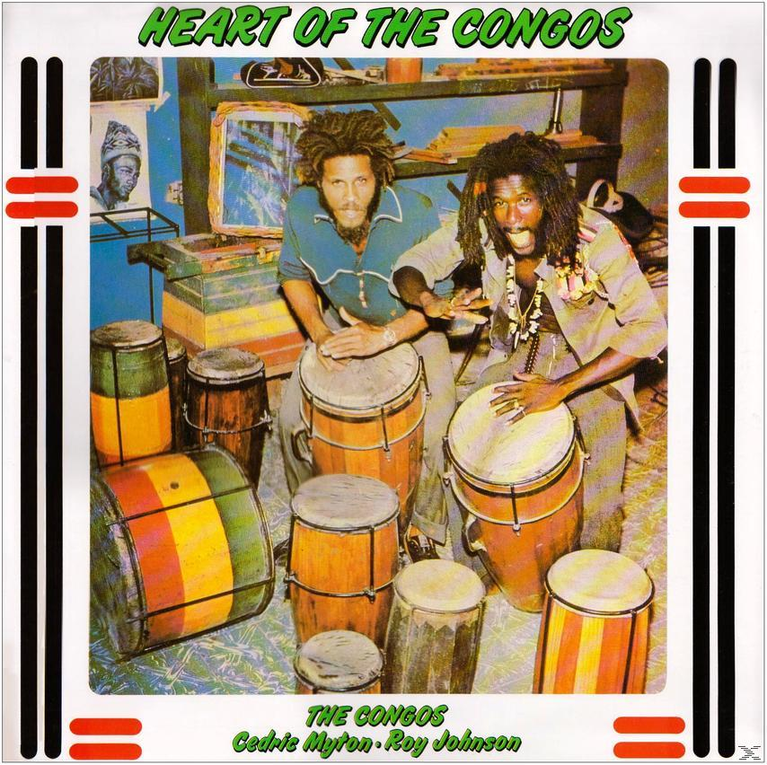 HEART OF THE CONGOS(LP)