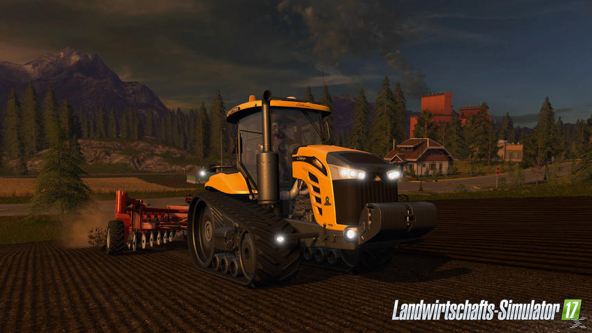 Landwirtschafts-Simulator 17 - Collector's Edition - PC