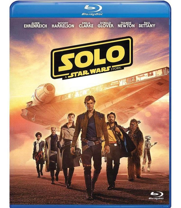 SOLO: A STAR WARS STORY (2 BLURAY)