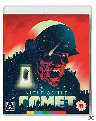 NIGHT OF THE COMET (BD+DVD)