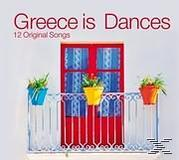 GREECE IS DANCES