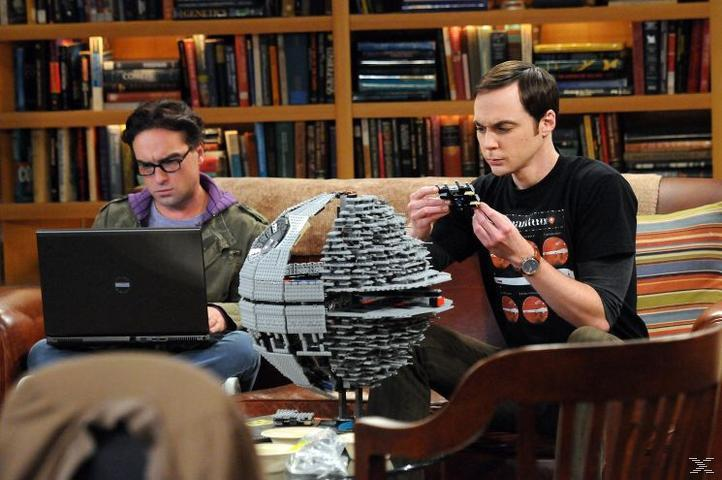 The Big Bang Theory Seizoen 5 TV-serie
