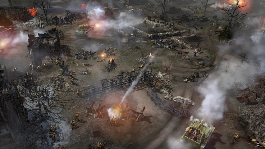 Company of Heroes 2 - The Western Front Armies - PC