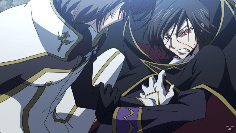 Code Geass: Lelouch of the Rebellion R2 - 2. Staffel - Gesamtausgabe - (Blu-ray)