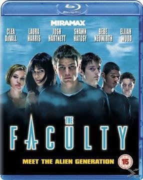 FACULTY [BLU RAY]