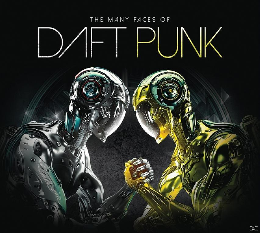 MANY FACES OF DAFT PUNK (3CD)