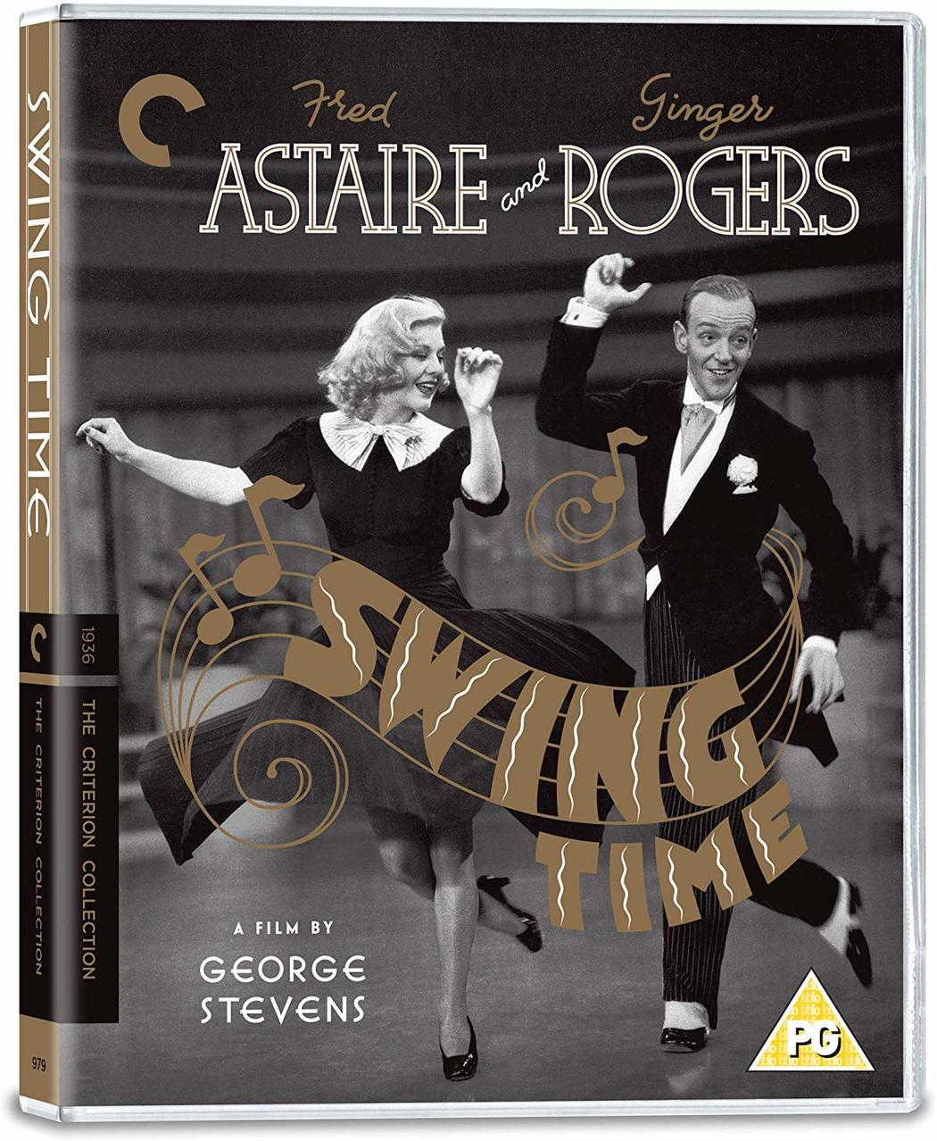 SWING TIME (CRITERION) (BL)