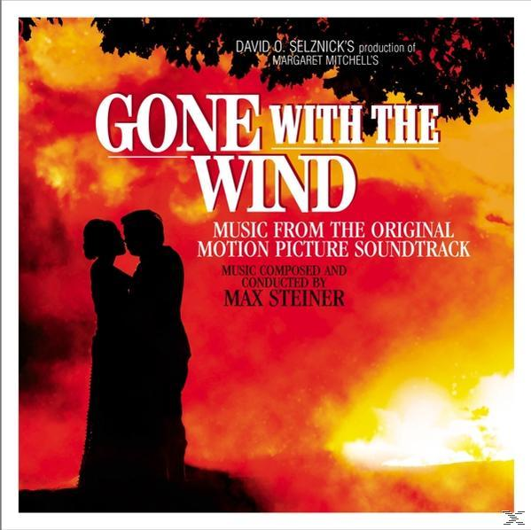 GONE WITH THE WIND (LP)