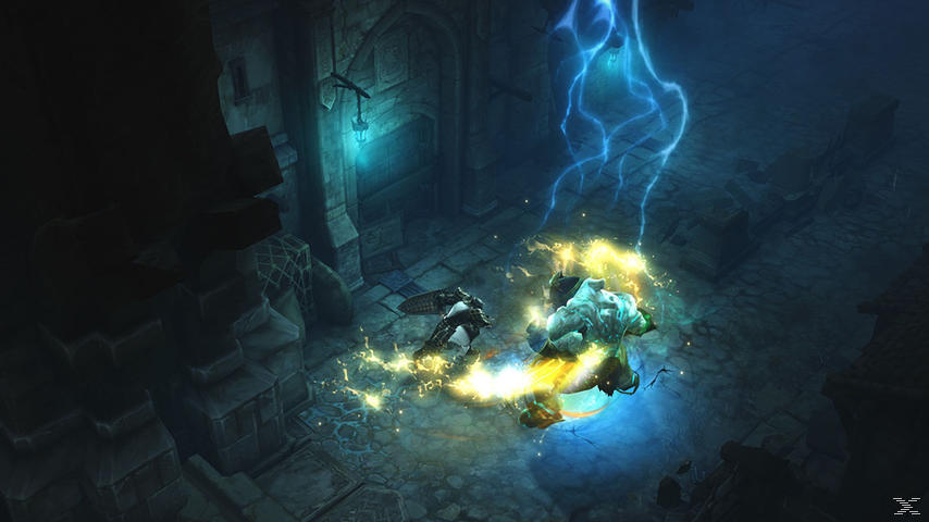 Diablo III: Reaper of Souls - Ultimate Evil Edition - PlayStation 4