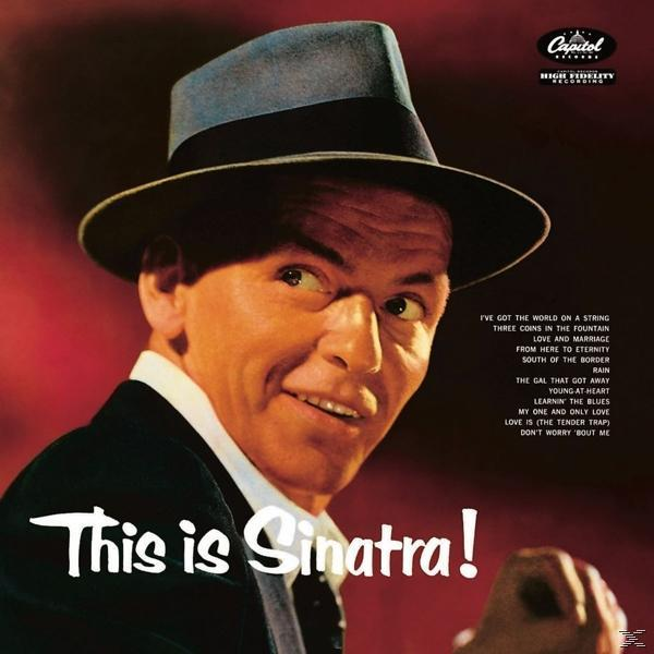 THIS IS SINATRA! (LP)