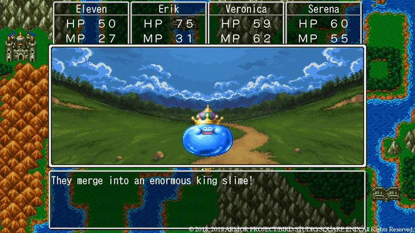 Dragon Quest IX S: Echoes of an Elusive Age FR Switch