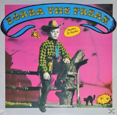 ZORBA THE FREAK (LP)