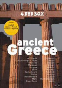 Ancient Greece DVD-Box