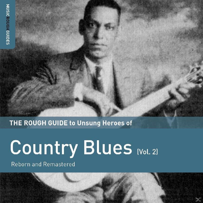 ROUGH GUIDE UNSUNG HER COUNTRY BLUES V2