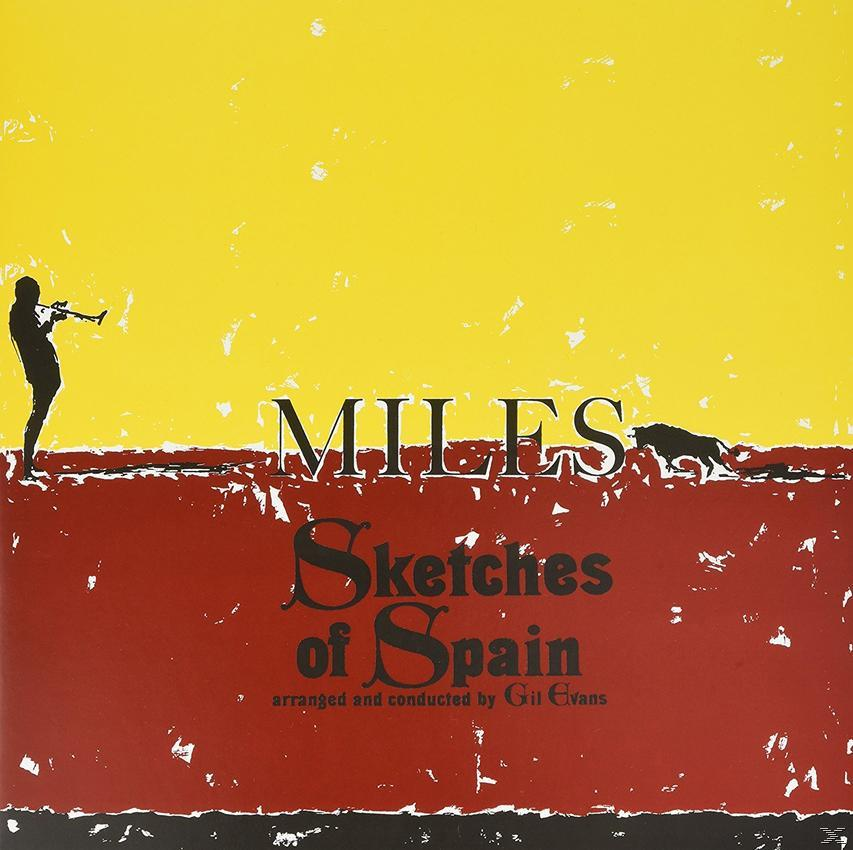 SKETCHES OF SPAIN (LP)