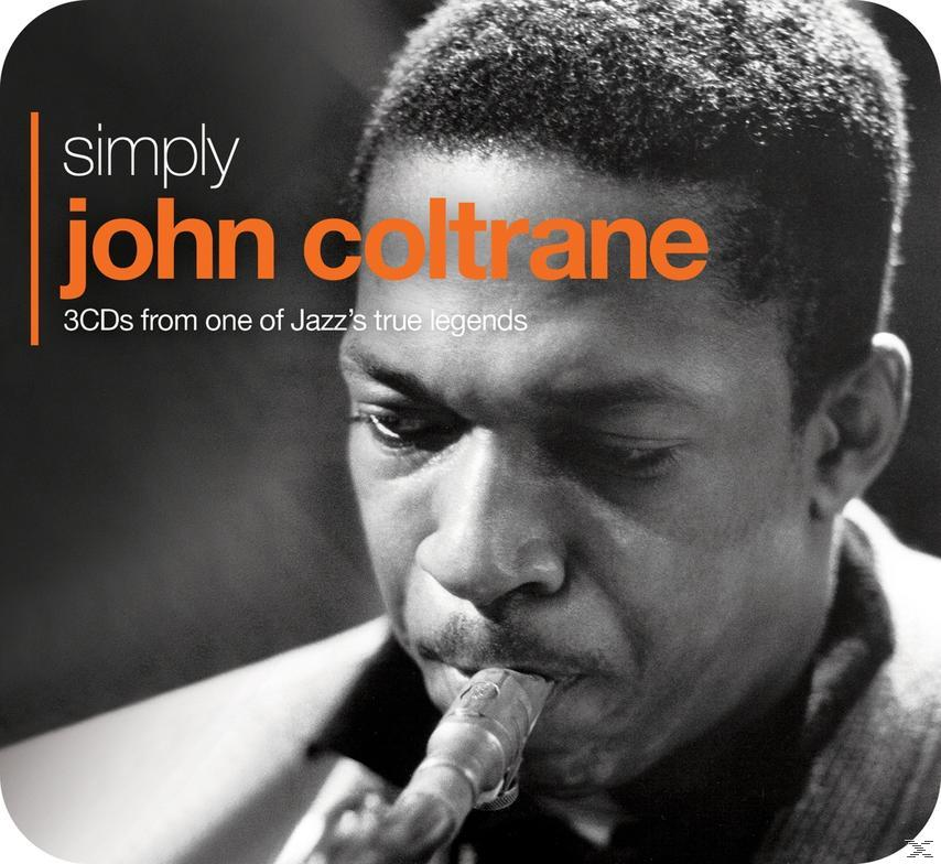 SIMPLY JOHN COLTRANE (3CD)