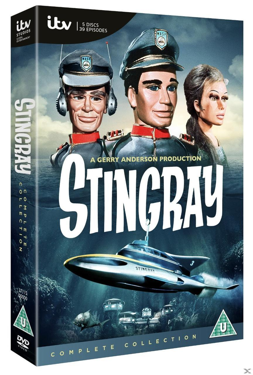 STINGRAY THE COMPLETE COLLECTI (DVD)