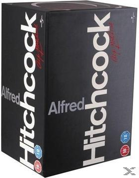 Hitchcock: The Complete Collection Dvd-Box