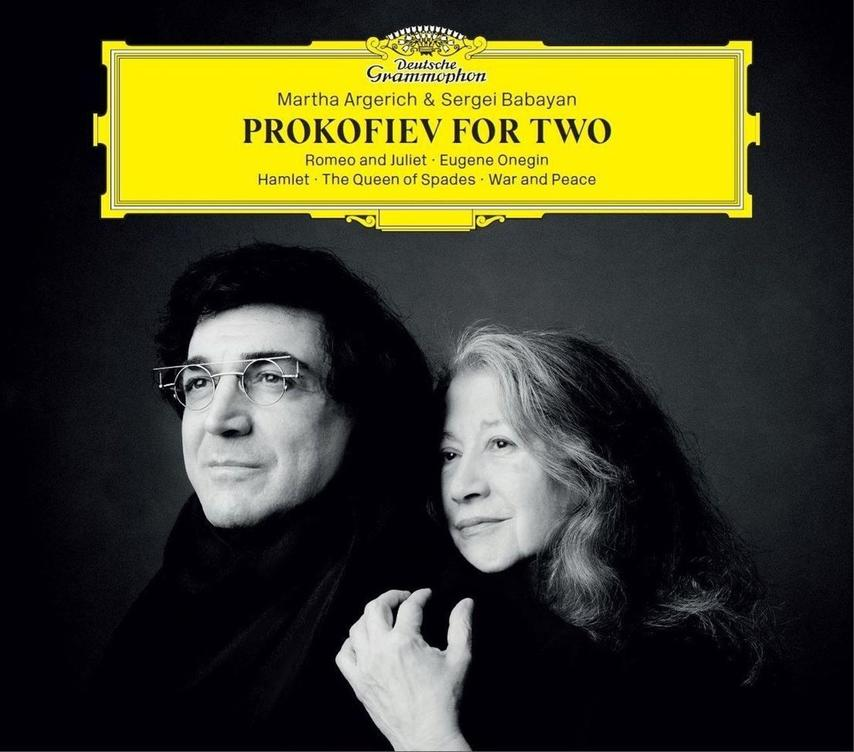 PROKOFIEV FOR TWO