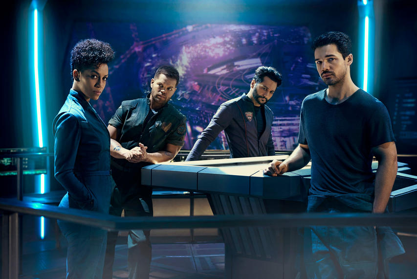 The Expanse - Staffel 2 - (Blu-ray)