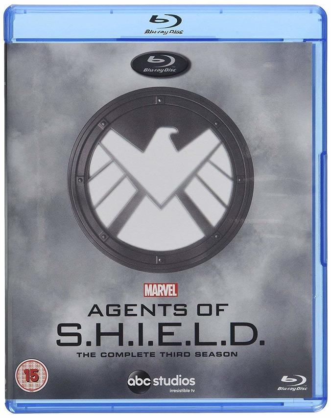 MARVELS AGENT OF SHIELD SEASON  1 (BLURA
