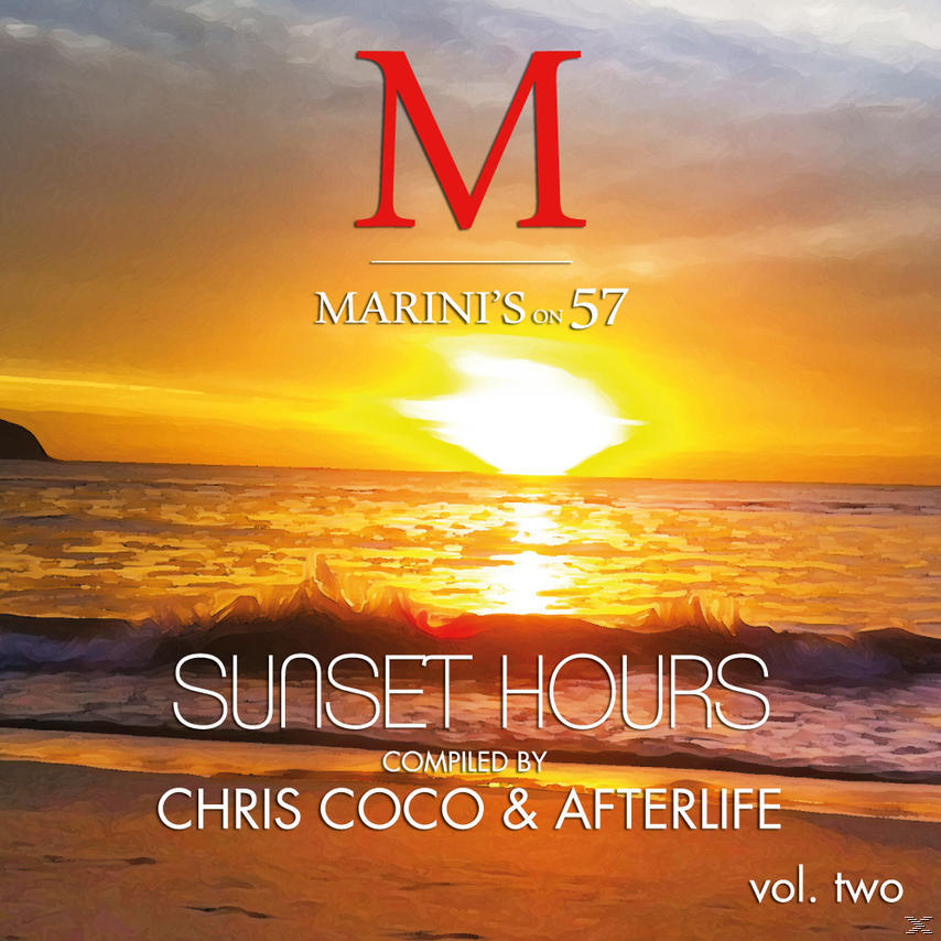 SUNSET HOURS VOL.2 - MARINI?S ON 57