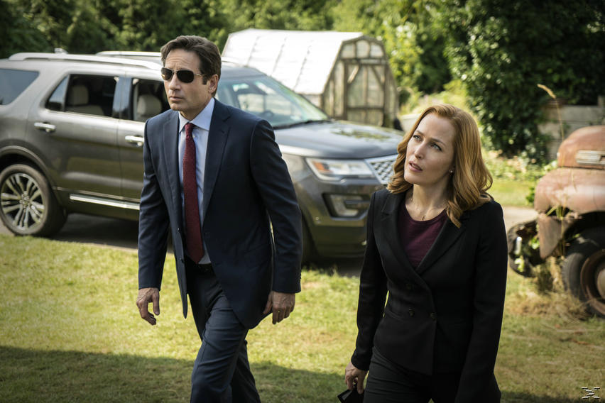 The X-Files - Seizoen 10 - Blu-ray