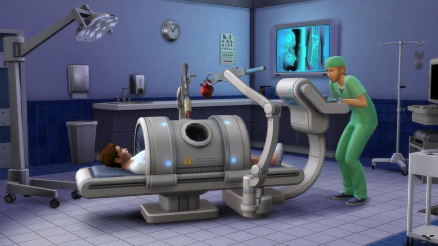 De Sims 4 - Aan het werk NL PC