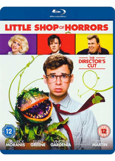 LITTLE SHOP OF HORRORS (BLURAY)