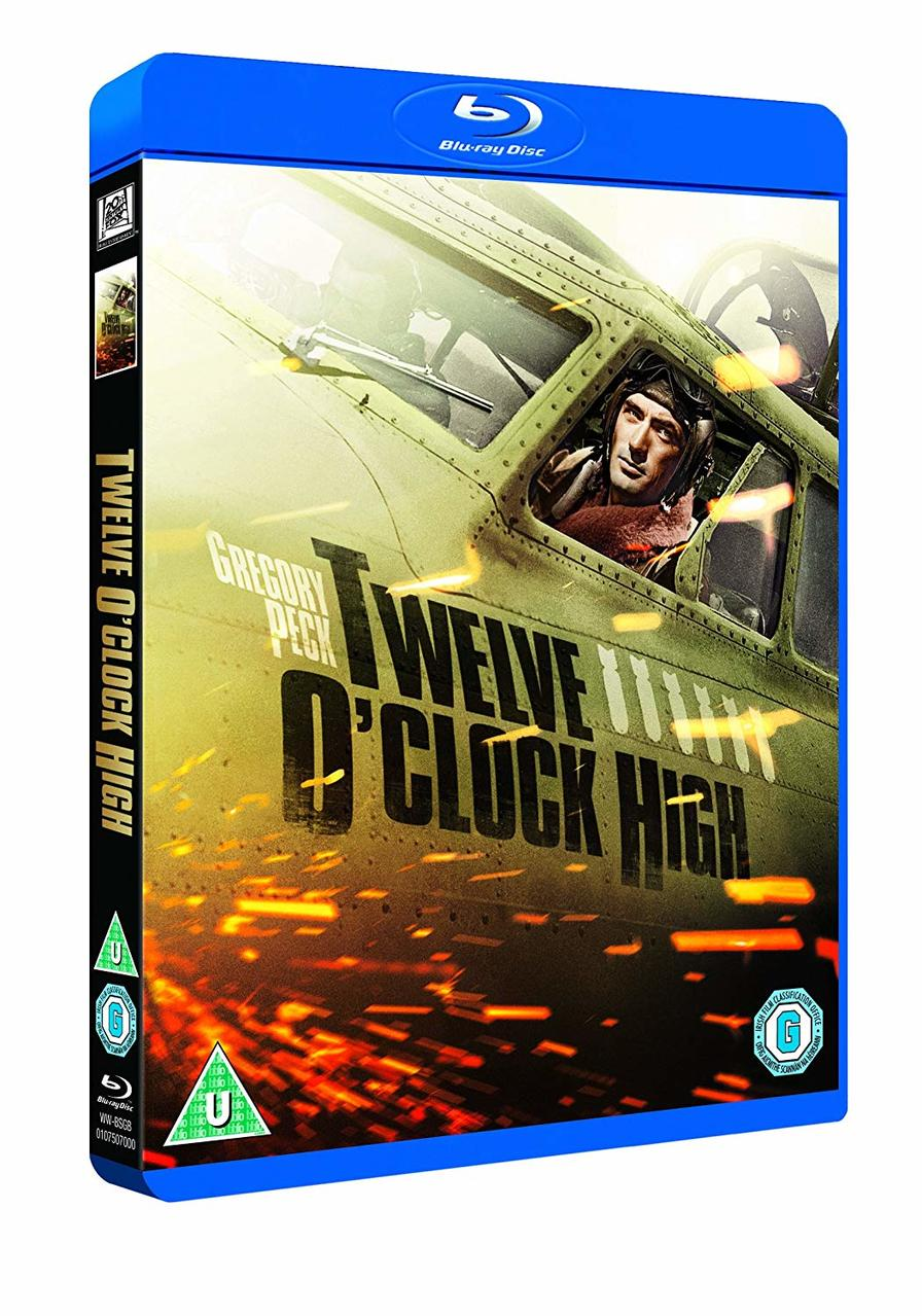 TWELVE OCLOCK HIGH (BLURAY)