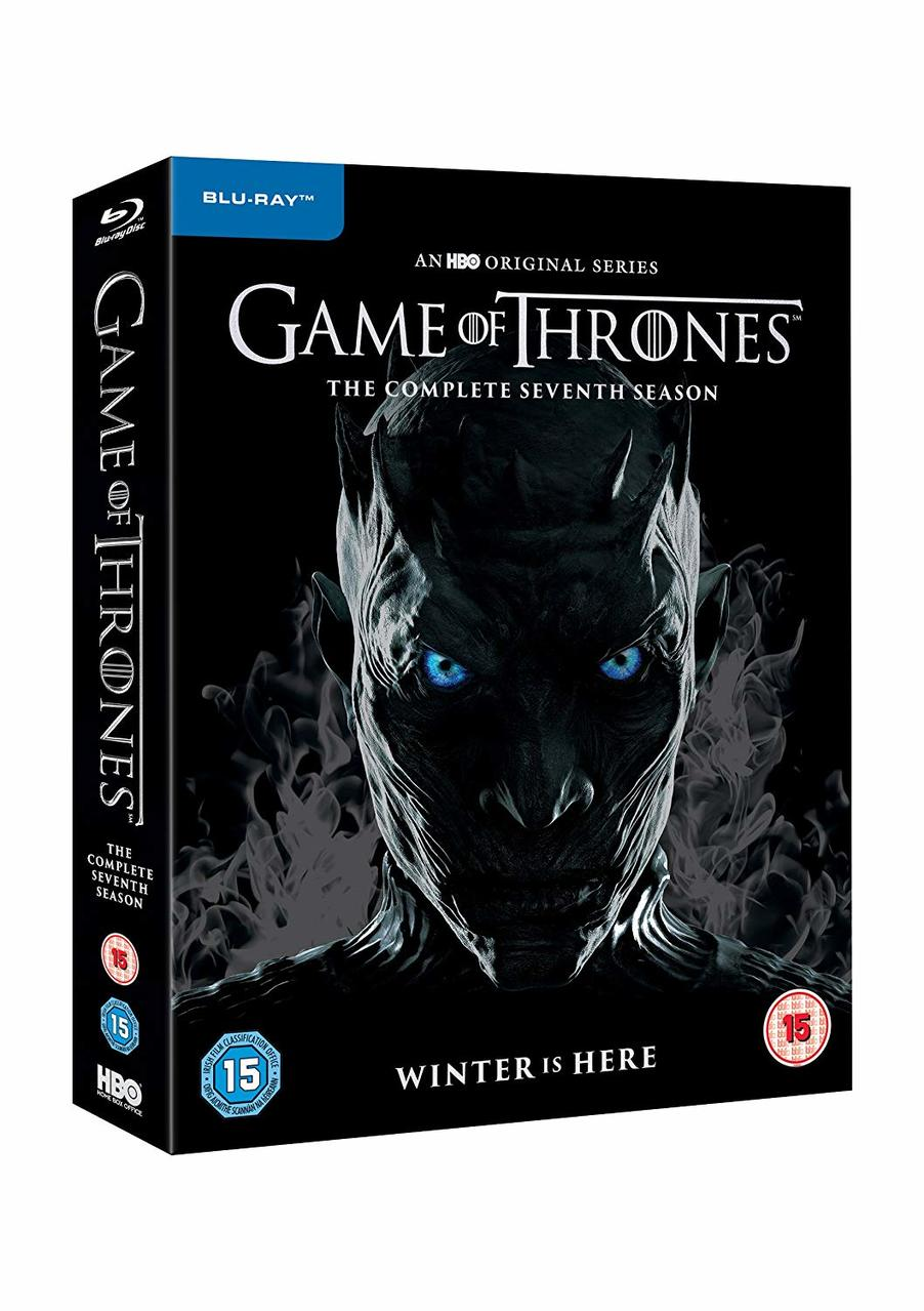 GAME OF THRONES SEASON 7 (BLURAY)