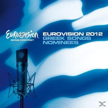 Eurovision 2012 Greek Songs Nominees