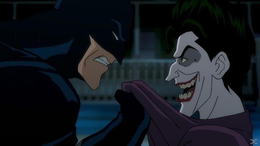 DCU Batman: The Killing Joke - (DVD)