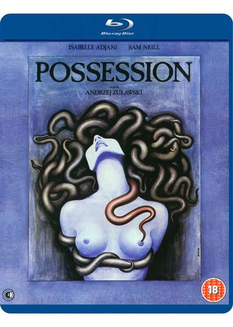 POSSESSION (BLURAY)