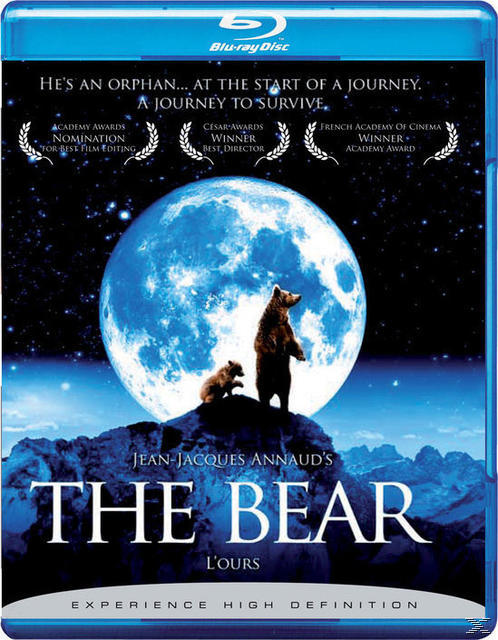 BEAR (LOURS) [BLU RAY+DVD]