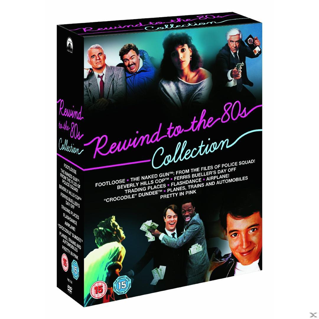 Rewind to the 80s Collection DVD-Box