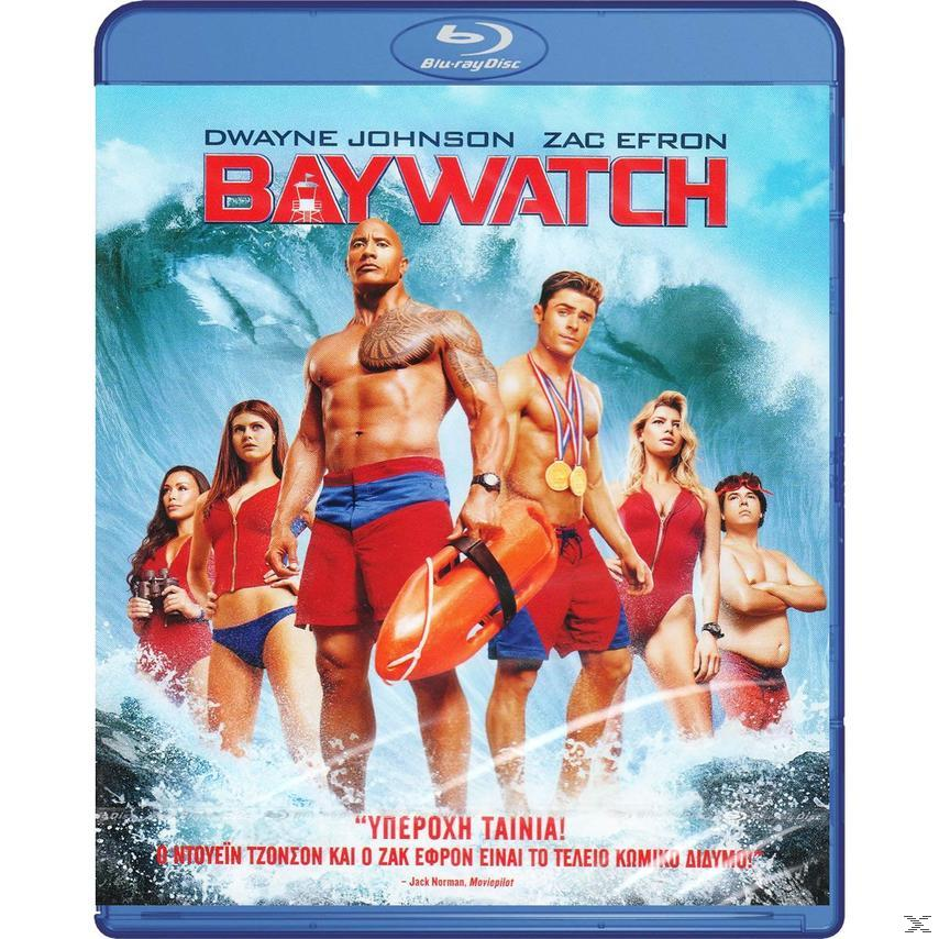 BAYWATCH [BLU RAY]