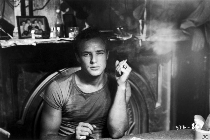 Listen to Me Marlon - (Blu-ray)