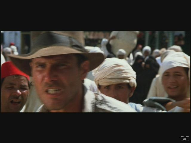 Indiana Jones: Raiders Of The Lost Ark - Blu-ray