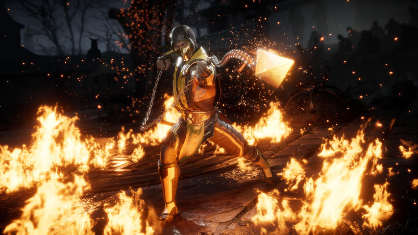 Mortal Kombat 11 - PlayStation 4