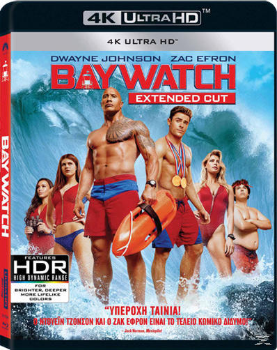 4K BAYWATCH [BLU RAY]