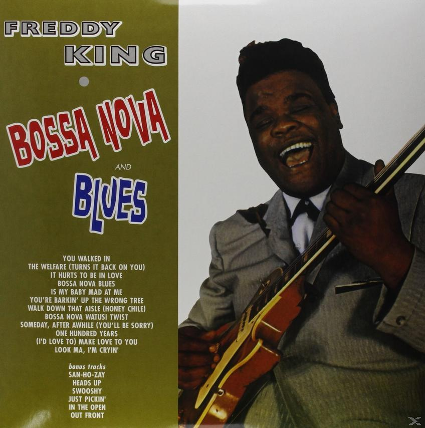 BOSSA NOVA AND BLUES (LP+CD)