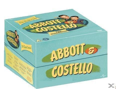 Abbott And Costello - The Collection Collector's Box