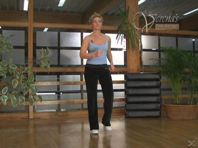 Verena Brauwers - Fat-Attack - (DVD)