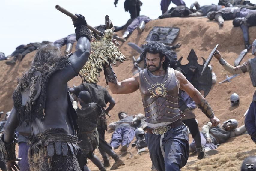 Bahubali - The Beginning - (DVD)